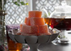 Pate de coing au Thermomix
