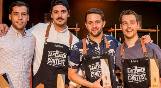 Bartender Contest Brown Forman 2019:  les résultats