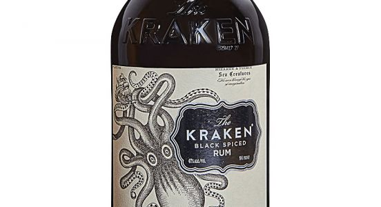 The ​Kraken Black Spiced ouvre un pop up bar à Paris:  la Kraken Dark House