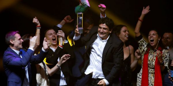 Le World's 50 Best couronne à son tour Mauro Colagreco, et un peu la France