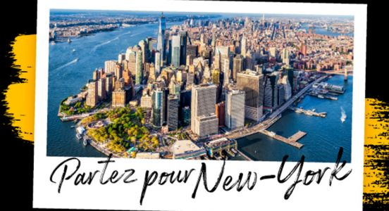 ​Partez à New-York avec le Wild Caps Challenge by Desperados
