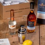 "Cognac Camus:  un ""kit cocktail"" pour le confinement"
