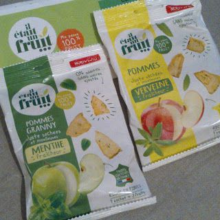 Il était un fruit:  nouveau snacking fruits & plantes