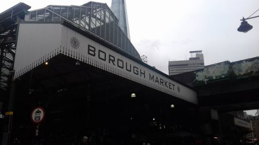 Turnips - Borough market - février 2017