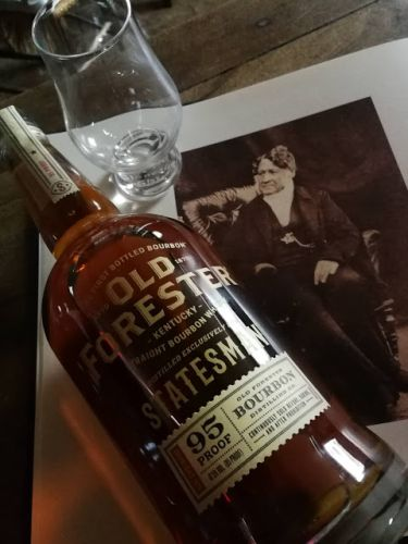 Bourdon Whisky - Old Forester - Tatesman avec Sven de Simple Simon