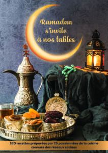Ebook Ramadan s'invite à nos tables