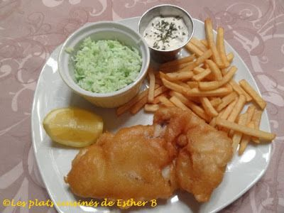 Pâte à frire pour fish and chips maison