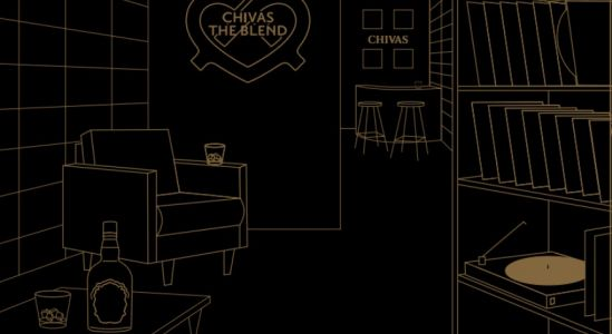 Chivas The Blend:  bar éphémère caché dédié au whisky à Paris