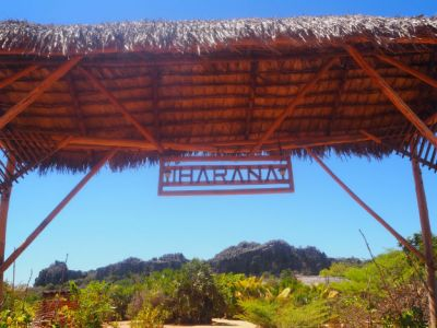 Iharana Bush Camp:  immersion au coeur de la brousse malgache