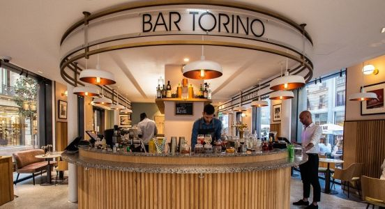 Infosbar Inside:  le bar Torino by Eataly Paris Marais
