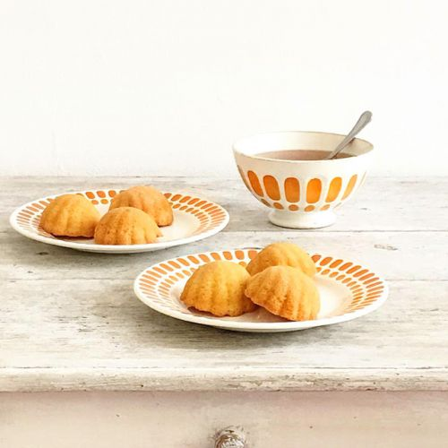 Madeleines coquilles
