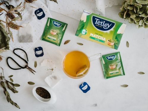 Tea Time avec Tetley