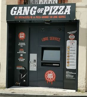 Gang of pizza - Nantes
