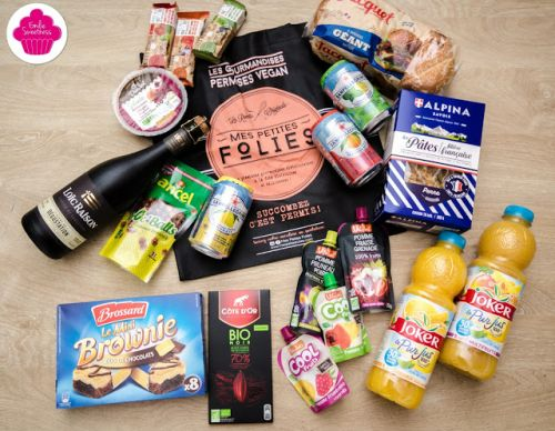 Degustabox d'avril: Produits en France - Description, test et avis