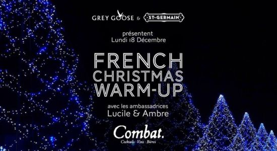 French Xmas Warm-Up chez Combat à Paris