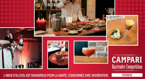 Campari Bartender Competition 2018:  inscriptions ouvertes !