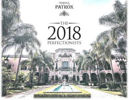Patrón Perfectionist's Cocktail Competition 2018:  Les finalistes France