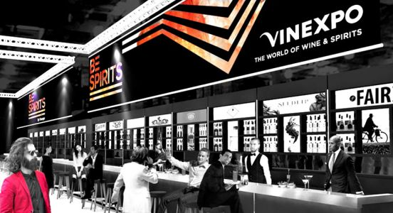 BE SPIRITS by Vinexpo Paris:  les bars à cocktails présents sur l'INFINITE BAR