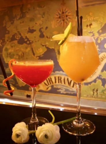 Saint Valentin 2019:  Duo de cocktails à l'Hôtel Ellington Nice Centre