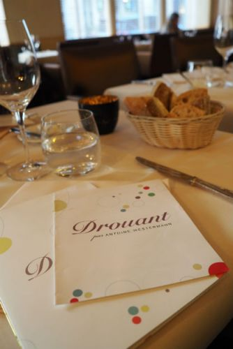 Viens donc « trainer » chez Drouant, le weekend c'est brunch party