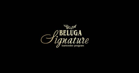 Beluga Signature bartender program 2020
