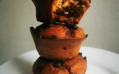 Muffins compote-choco