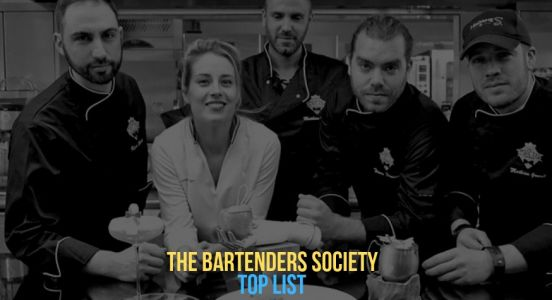 The Bartenders Society:  on vous révèle les 20 finalistes 2019 🔥