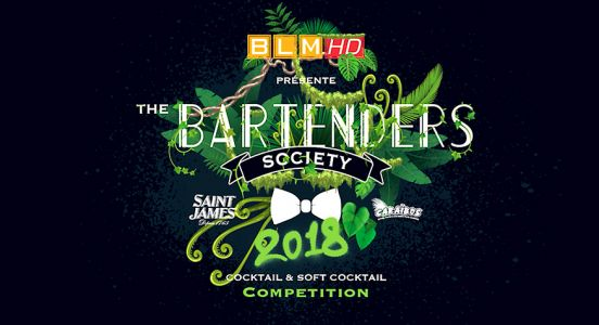 The Bartenders Society 2018 by BLMHD:  les inscriptions sont ouvertes