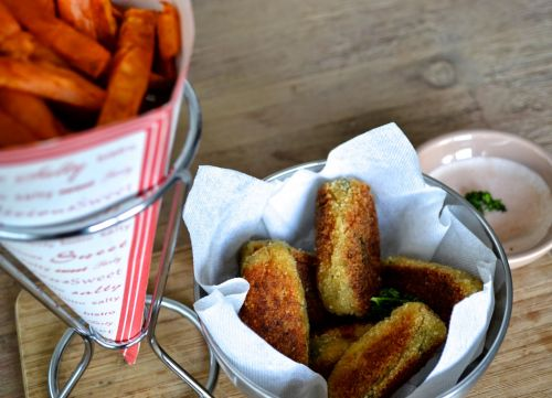 Fish & chips {Bataille Food 21}