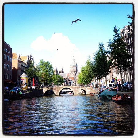 Que faire lors d'un week-end à Amsterdam ?