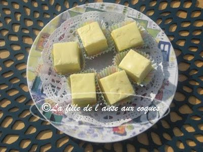 FUDGE AU CITRON MEYER
