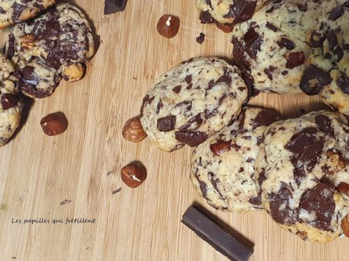 Les cookies gourmands de Juan