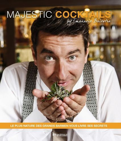 Majestic Cocktails by Emanuele Balestra