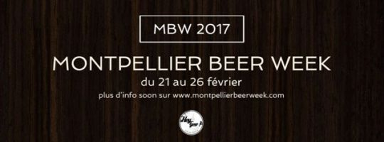 Monptellier Beer Week 2017