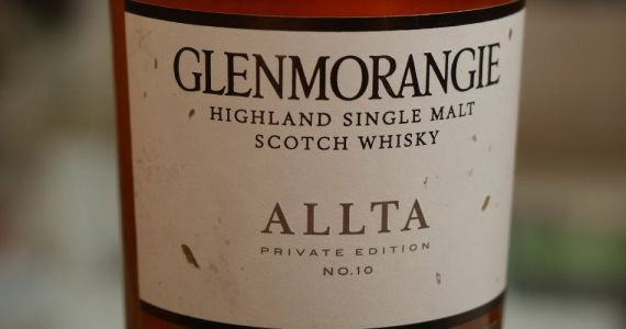 Glenmorangie Allta Private Edition No 10