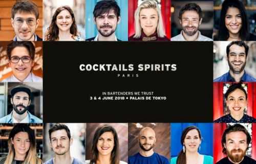 Cocktails Spirits Paris 2018:  le programme