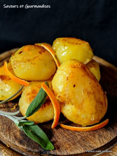 Perfect roast potatoes 2 de Jamie Oliver