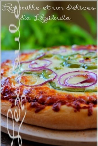 ~Pizza au smoked meat~