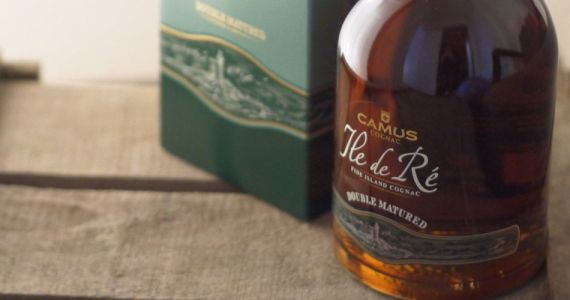 Cognac Camus Ile de Ré double matured