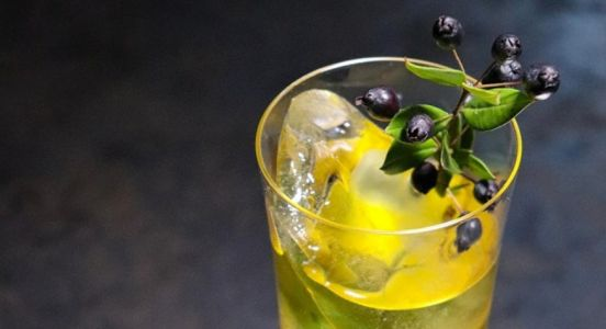 Greenlight:  Pop-Up Cocktails & Soul Food à Paris