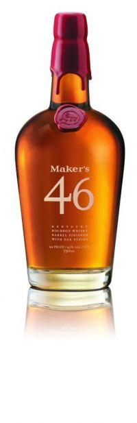 Maker's 46:  quand Maker's mark innove
