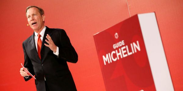 Michael Ellis quitte la direction internationale du guide Michelin
