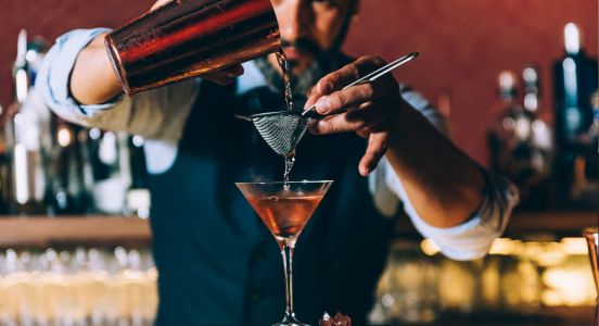 Revue de presse du CHR:  Le cocktail de Noël du concept store Drinks & Co