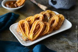 Les Churros:  Beignets Mexicains Crullers