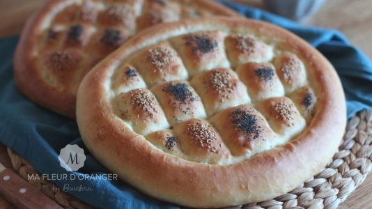 Pain pide turque