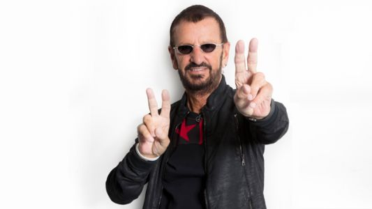 Ringo Starr and his All Starr Band en concert au Monte-Carlo Sporting Summer Festival le 6 juillet 2018