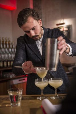 Bacardi Legacy Cocktail Competition 2017