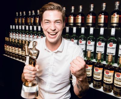 BACARDÍ Legacy Global Cocktail Competition 2017:  the winner is