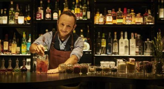 Paris Cocktail Week 2019 au bar Le Charles de l'Hôtel Burgundy à Paris