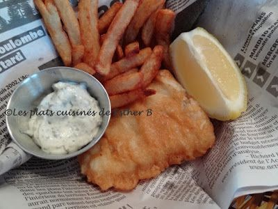 Fish and chips de Marilou